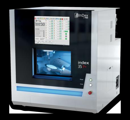 INDEX 350I Pro+ by IMES ICORE