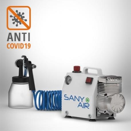 COMPRESSEUR NEBULISATEUR SANY+AIR