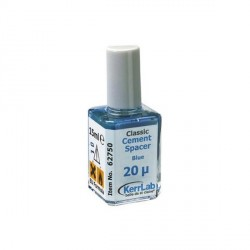 DIE SPACER BLEU 15ml 20µ