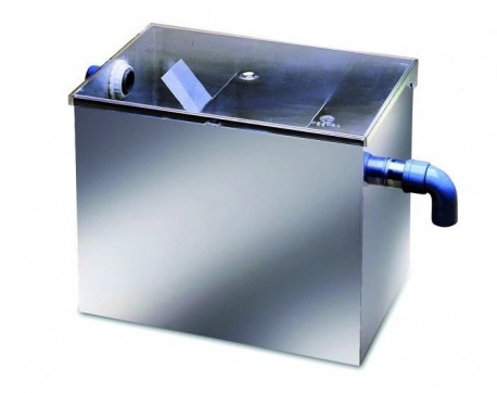 BAC DE DECANTATION INOX 18L