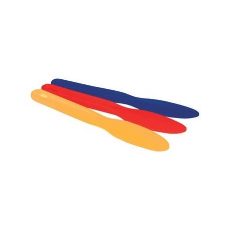 SPATULE PLATRE X1 PLASTIC COULEUR