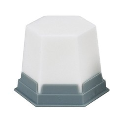 CIRE GEO SNOW WHITE L OPAQUE