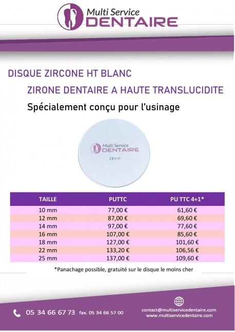 DISQUES HT