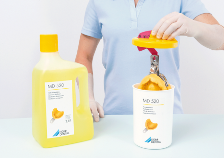 MD520 DÉSINFECTION EMPREINTES 2,5L