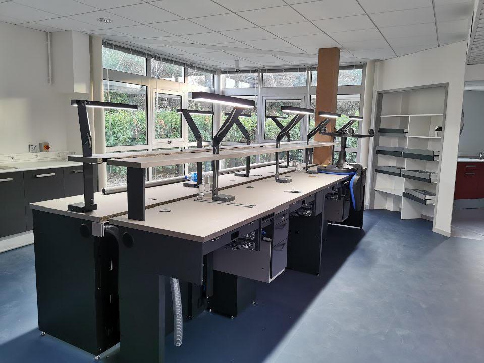 Laboratoire Gers
