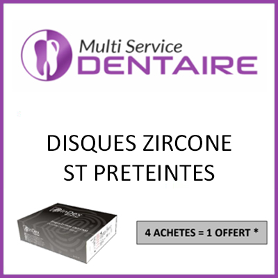 Offre disques zircone