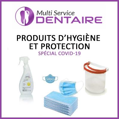 Produits d'hygiène et de protection