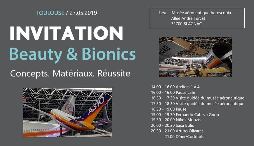 Invitation Beauty & Bionics